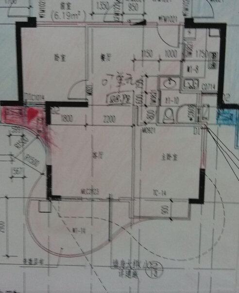 家庭厕所管道结构图