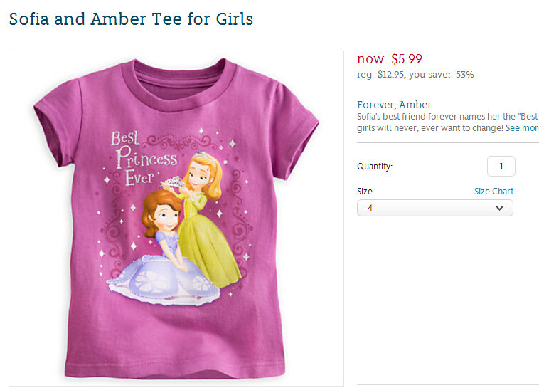 ad1b6ad32 (2)http://www.disneystore.com/sofia-and-amber-tee-for-girls /mp/1356156/1000228/