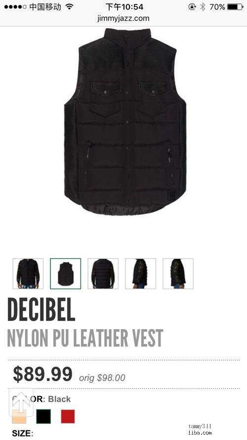63b645b27f20f http   www.jimmyjazz.com mens clothing decibel-solid-tank-w-scallop-hem-side -zpr DCTK01-BLK color Black 9.91 2件. L码黑色