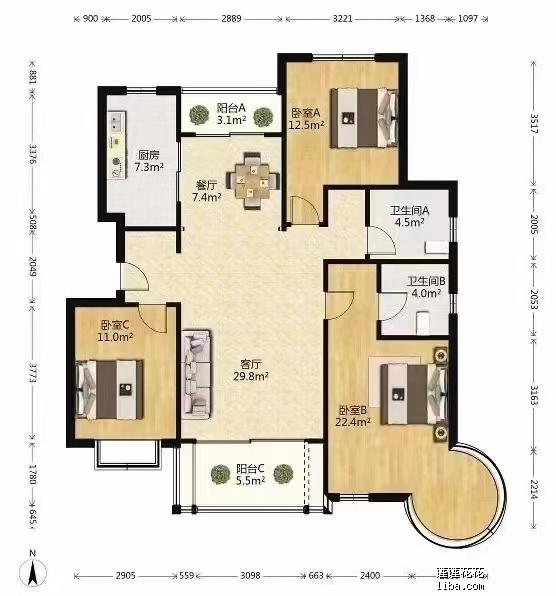 12街区3房户型图.jpg